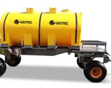 Acoplado Tanque TA 8000 - Geotec