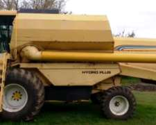 New Holland TC 59 año 2005 Plat 23 Pies Oportunidad Unica