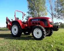Hanomag 604 a Doble Traccion