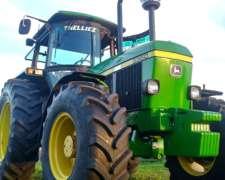 Tractor John Deere 3350- 105hp Cabina Aire Acond- Aleman