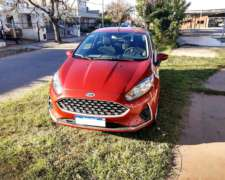 Ford Fiesta S Plus (recibimos Menor)