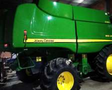 John Deere 9570,doble Traccion,año 2012.