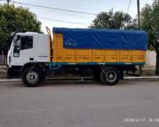 Camion con Acoplado Tector 2014 Equipo Enganchado