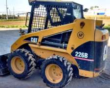 Minicargadora Caterpillar 226b (id498)