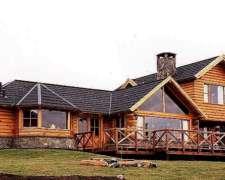 Construccion de Cabañas en Madera Casa de Troncos -bariloche