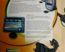 Agricultura de Precisión,monitores de Siembra