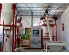 Planta de Alimentos Balanceados - MPV Ingeniería