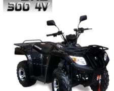 Cuatriciclo Blackstone BKS300 4v - 2.016 / Trailer Incluido