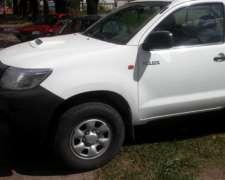 Toyota Hilux C/S 2.5 4X2