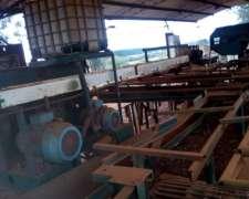 Aserradero Industrial Funcionando Vendo