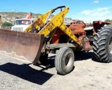 Vendo Tractor Massey 1195 Pala Cuchilla Desmonte Porta Hnos.
