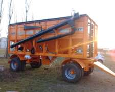 Acoplad Tolva Semilla/fertilizante J y M 22 TN