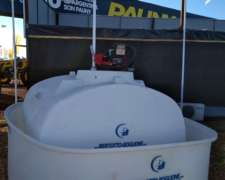Tanque Plastico con Batea
