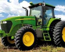Tractor John Deere 7225j en Venta