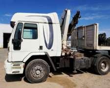 Camion con Hidrogrua Ford 1730 (id472)