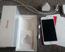Nuevo : Apple Iphone 7 Plus 256gb Red,samsung S8,s8+