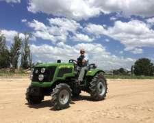 Tractor Tipo Fiat 400, Doble Tracción, 3 Puntos