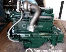 Motor Mercedes Benz 1518 - OM 352a - 180 HP - Reparado