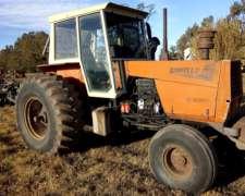 Tractor Zanello 220, con Rodado 23.1x30