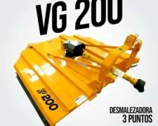 Desmalezadora Grosspal 3p V.G 200 Entrega Inmediata