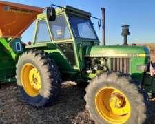 Tractor John Deere 2850, Usado