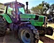 Tractor Agco Allis 6.220a - año 2007