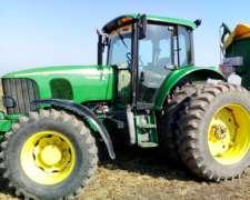Tractor John Deere 7515 de 140hp Reparado