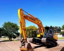 Excavadora Hyundai 250 Lc (id581)