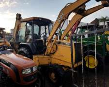 Pala Y Retro John Deere 310e Doble Traccion