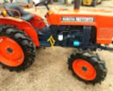 Tractor Kubota Usado Doble Traccion Modelo L1501 4x4