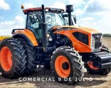 Tractor Zanello Power Tronic 4225 FPS 225hp - 9 de Julio