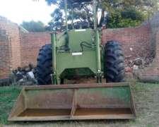 Tractor Fiat 780 Invertido