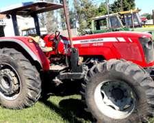 Tractor Massey Ferguson 4292 RA con Pala Depetris
