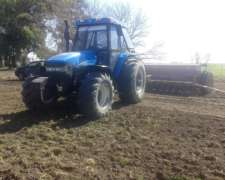 Tractor New Holland TM 150, Cabina Soid, 2008