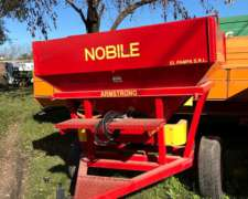 Fertilizadora Bidisco Nobile 1.700 Lts , Liquido