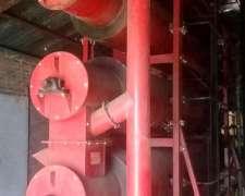 Desactivadora Soja A Vapor 5 Pasos Y Caldera Gonela A Gas
