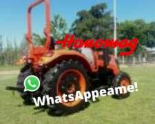 Tractor Hanomag TR45 40hp 4wd Agricola