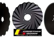 Cuchillas Turbo / Discos Sembradoras