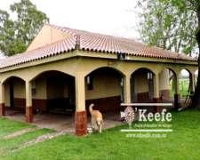 7 Has. en San Vicente -con Mejoras para Criadero de Cerdos