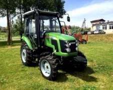 Tractor 4X4 Doble Traccion 60 HP 4X4 Frutero Compacto Chery
