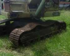 Excavadora Hidromac H95 Buen Estado de Mecanica