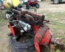 Motor Bedford 350 Agrícola, Completo