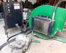 Turbina con Bomba, Radiador y Deposito