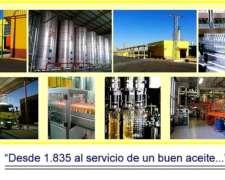 Vendo Refineria de Aceite de Oliva .españa.madrid