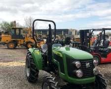 Tractor 45 HP 4X4 Chery Usado 1700 Horas año 2016