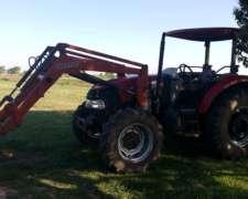 Tractor Case 90, 4x4, Inv. Hidraulico, Pala Depetris, 7800hs