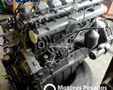 Motor Scania P94 - Rectificado con 04