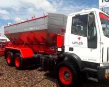 Fertilizadora Impala Truck 25000