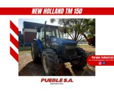 Tractor New Holland TM 150 - U$D 35.000