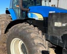 Tractor New Holland Modelo TM7040 4X4